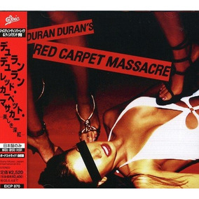 Cd : Duran Duran - Red Carpet Massarcar (japan - Import)