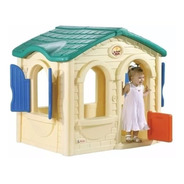 Casa Casita Soleada Rotoys Infantil Plastico Int/ext +1 Año
