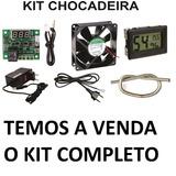 Kit Chocadeira Termostato + Acessórios D2 Pronta Entrega
