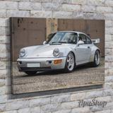 Cuadros Modernos Autos Clásicos Porsche 911 Carrera Rs 90x60