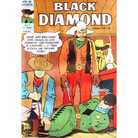 Black Diamond 4ª Série - N° 7
