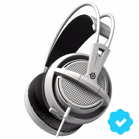 Auriculares Gamer Steelseries Siberia 200 White Microfono