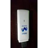 Modem Internet Movistar 3.5g Usb Stick Usados