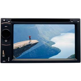 Dvd Player Automotivo Dazz Double Din Dz-52201bt - Usb / Dvd