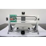 Cnc Grabadora Cortadora Router 30x18 + Laser 500mw Y Regalos