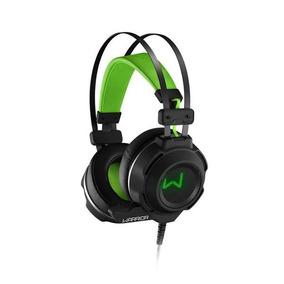 Fone De Ouvido Headset Arco Usb-p2 Warrior