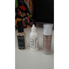 Kit Diluidor Fand Makeup + Bruma + Iluminador Liquido