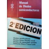 Manual De Diodos Semi-conductores - Ruiz Vasallo, F. - Ceac