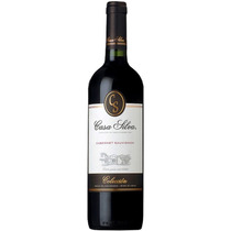 Vinho Chileno Tinto Fino Cabernet Casa Silva 2014 - 750 Ml