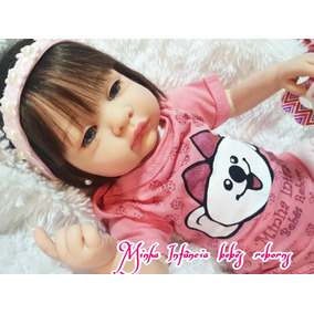 Bebê Reborn Yumi Personalizada + Pronta Entrega+ Frete Gráti