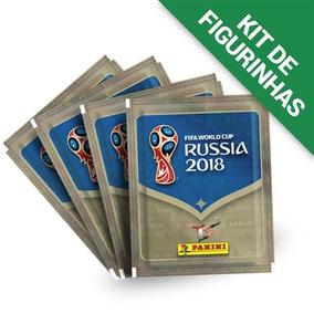 Pague 50 Leve 60 Figurinhas Da Copa Do Mundo Rússia 2018