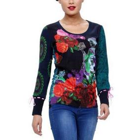 ce6a239f559 Poleras Desigual Mujeres - Vestuario y Calzado en Mercado Libre Chile