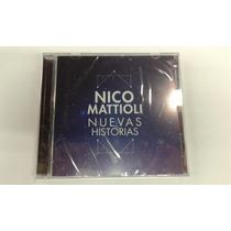 Nico Mattioli Nuevas Historias
