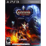 Castlevania Lords Of Shadow Mirror Of Fate Hd Ps3 Digital!!