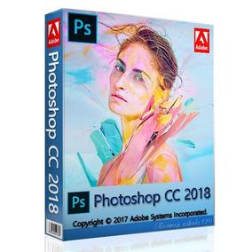 Photoshop Cc 2018 Windows 32 Y 64 + Licencia