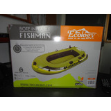Bote Inflable Ecology Mod Fishman Para 1 Persona Nuevo