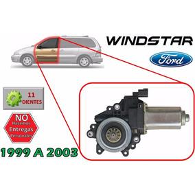 99-03 Ford Windstar Motor Electrico Elevador Delantero Izq.