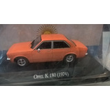 Opel K 180 - Autos Inolvidables Salvat Nº 24 - 1/43