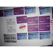 100 Imanes Publicitarios, Magnéticos Promocionales 9x5,5 Cms