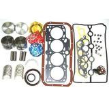 Kit Motor Std Volkswagen Saveiro 1.8l 8v L4 Sohc Ap Mi Gas 9