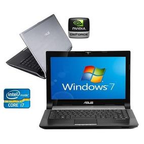 Notebook Asus Core I7 08 Gb Ram Placa De Vídeo Dedicada 1gb