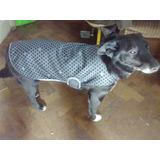 Ropa Para Mascotas (perros) Deportivo T. 4/ 48 Cm X Mayor