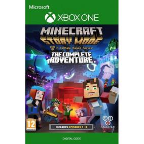 Minecraft Aventura Modo Historia Completa - Código Digital