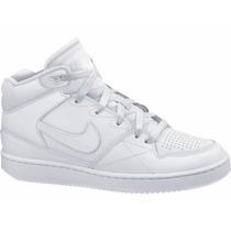 Botitas Nike Priority Mid Zapatillas Urbanas 641893-112