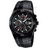 Reloj Casio Edifice Ef-514bk A Estrenar!!!