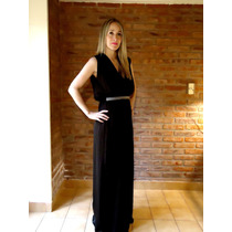 Espectacular Vestido Largo Zara