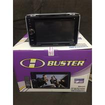 Dvd H-buster 2 Din Hbd-d3000 Dvd,gps,bluetooth,usb Etc..