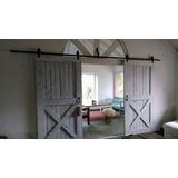 Puertas Colgantes Tipo Granero O Barn Door