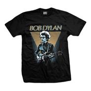 Remera Bob Dylan  Triangle