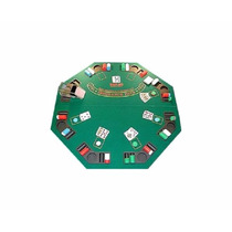 Mesa Base Plegable De Poker Y Blackjack