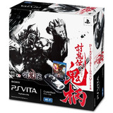 Playstation Vita Wi-fi Modelo Onigara Negro (pchj ) Japón I