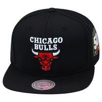 Gorra Chicago Bull Mitchell & Ness - Por Pedido_exkarg