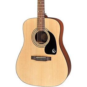 Epiphone Pr-150 Guitarra Acústica Natural