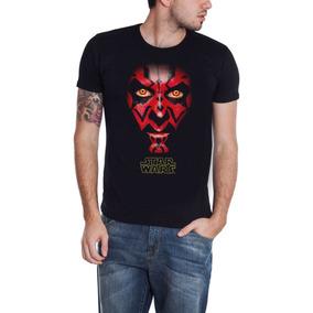 Rever Pass Remera Star Wars Darth Maul Hiper E7s (2803)