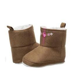 Zapato Botita Para Bebes 3/6 Meses Suela Blanda Nuevos
