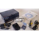 Panasonic Lumix Dmc-fx7pp-s Con Lente Leica Dc Vario-elmarit