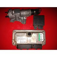 Kit Módulo De Injeção Fox 04 05 1.0 8v Flex 030906034j V2147