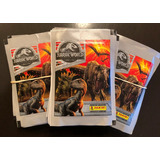 Figuritas Jurassic World X 25 Sobres - Original Panini