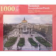 Rompecabezas De 1000 Piezas: El Palacio De Bellas Artes