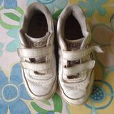 Gomas Zapatos Deportivos Blancos Escolar Btop