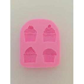 Molde Silicon Cupcake Quequito Fondant