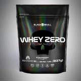 Whey Zero 837gr - Black Skull Promoção