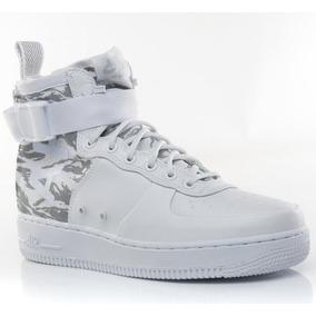Botas Nike Air Force Mid Ibex Pregunte Stock