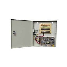 Fuente De Poder Regulada/ 12v/ 10 Amperes/ Distribuidor Par