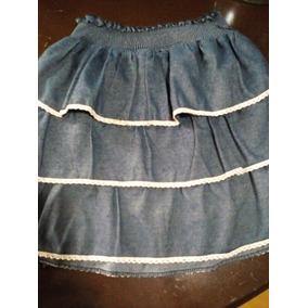 333531f924 Faldas Acampanadas Blanca - Faldas Mujer en Zulia en Mercado Libre ...