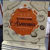 Libro Recetario De Cocina Armenia Dibet Gourmet